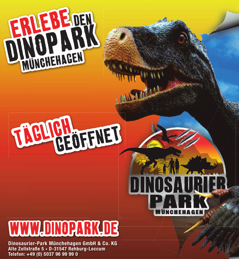 Dinosaurier-Park Münchehagen GmbH & Co. KG