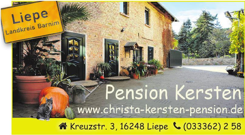 Pension Kersten