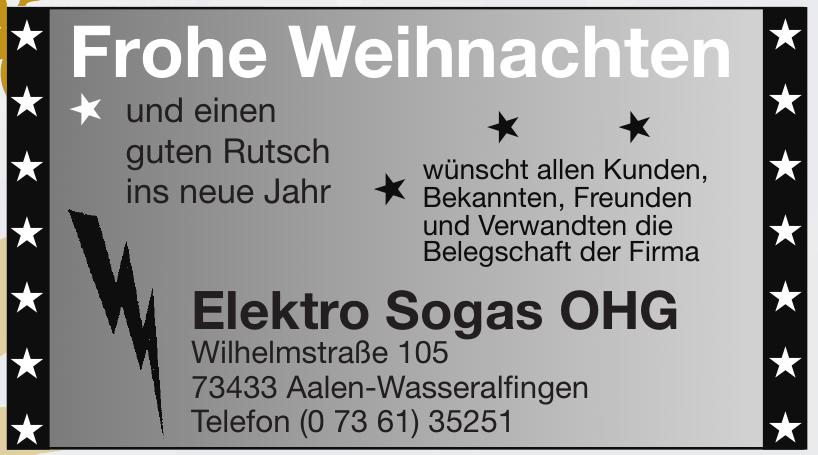 Elektro Sogas OHG