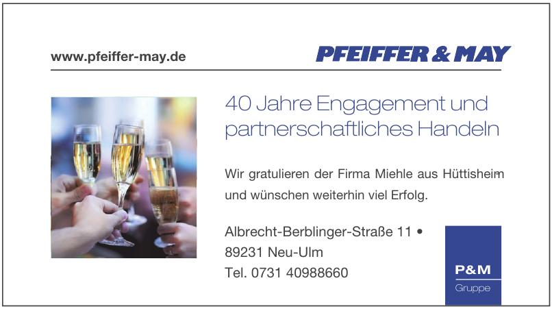 P & M Gruppe Pfeiffer & May