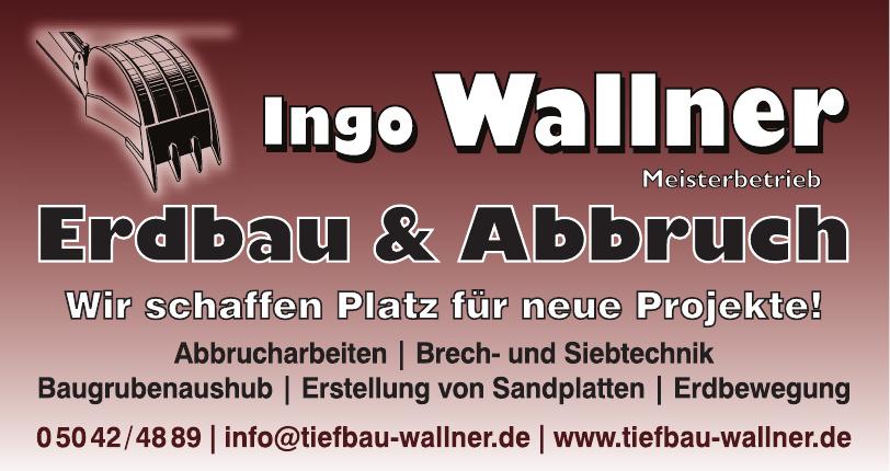 Ingo Wallner Erdbau & Abbruch