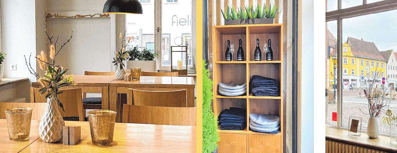 Das Zwillingshaus am Marktplatz in Bad Mergentheim öffnet am Dienstag, 1. Juni. Dann werden Kunden wieder mit frischen hochqualitativen Backwaren und Snacks verwöhnt.