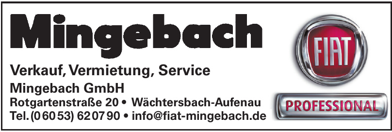 Mingebach GmbH