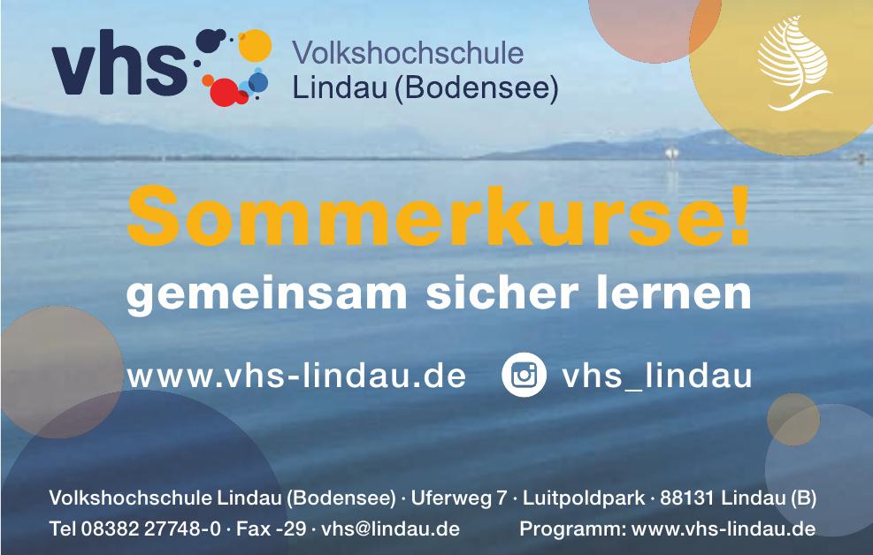 Volkshochschule Lindau (Bodensee)