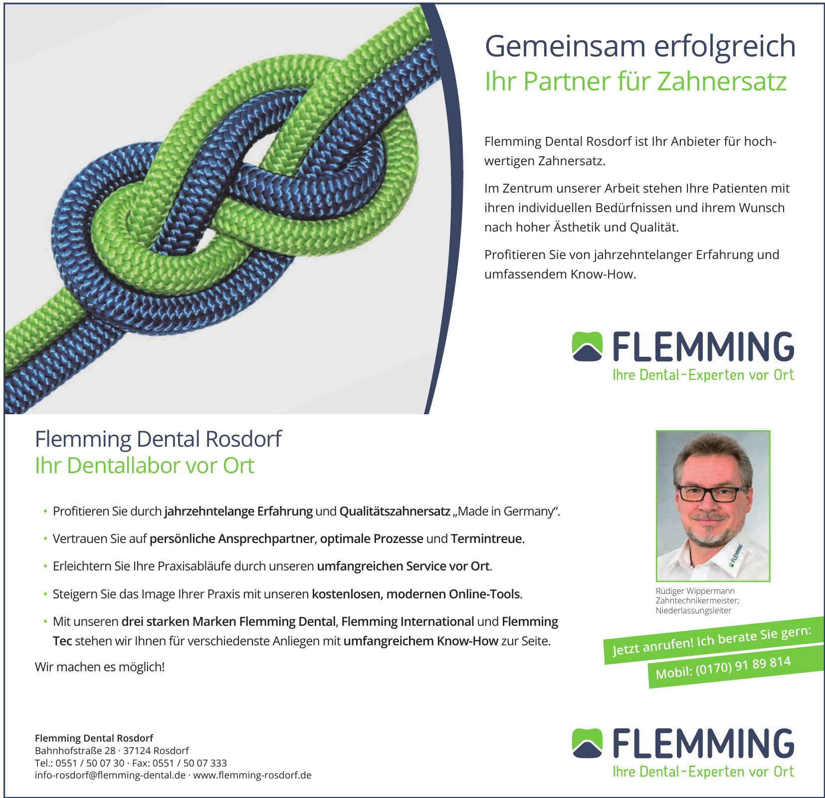 Flemming Dental Rosdorf
