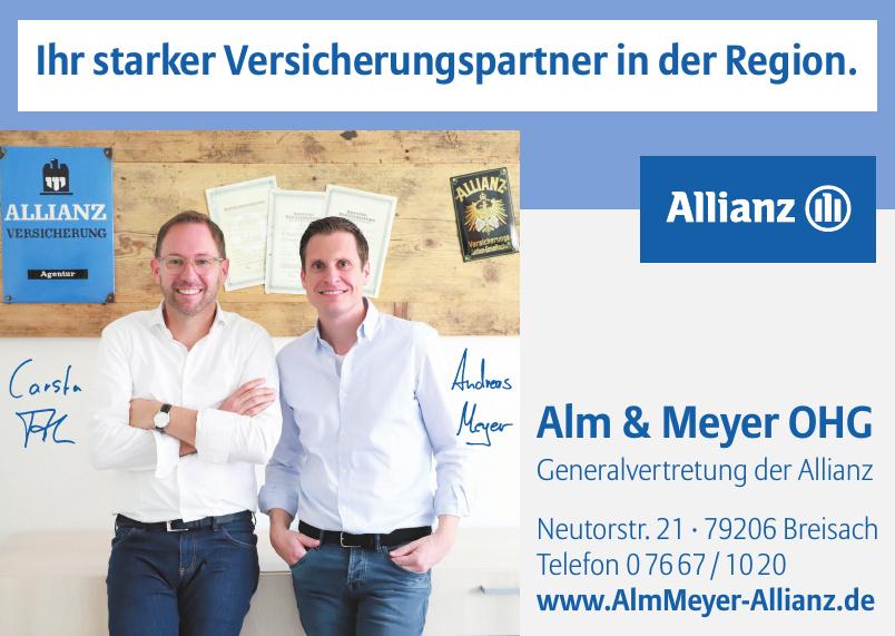 Alm & Meyer OHG