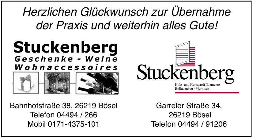 Stuckenberg Geschenke