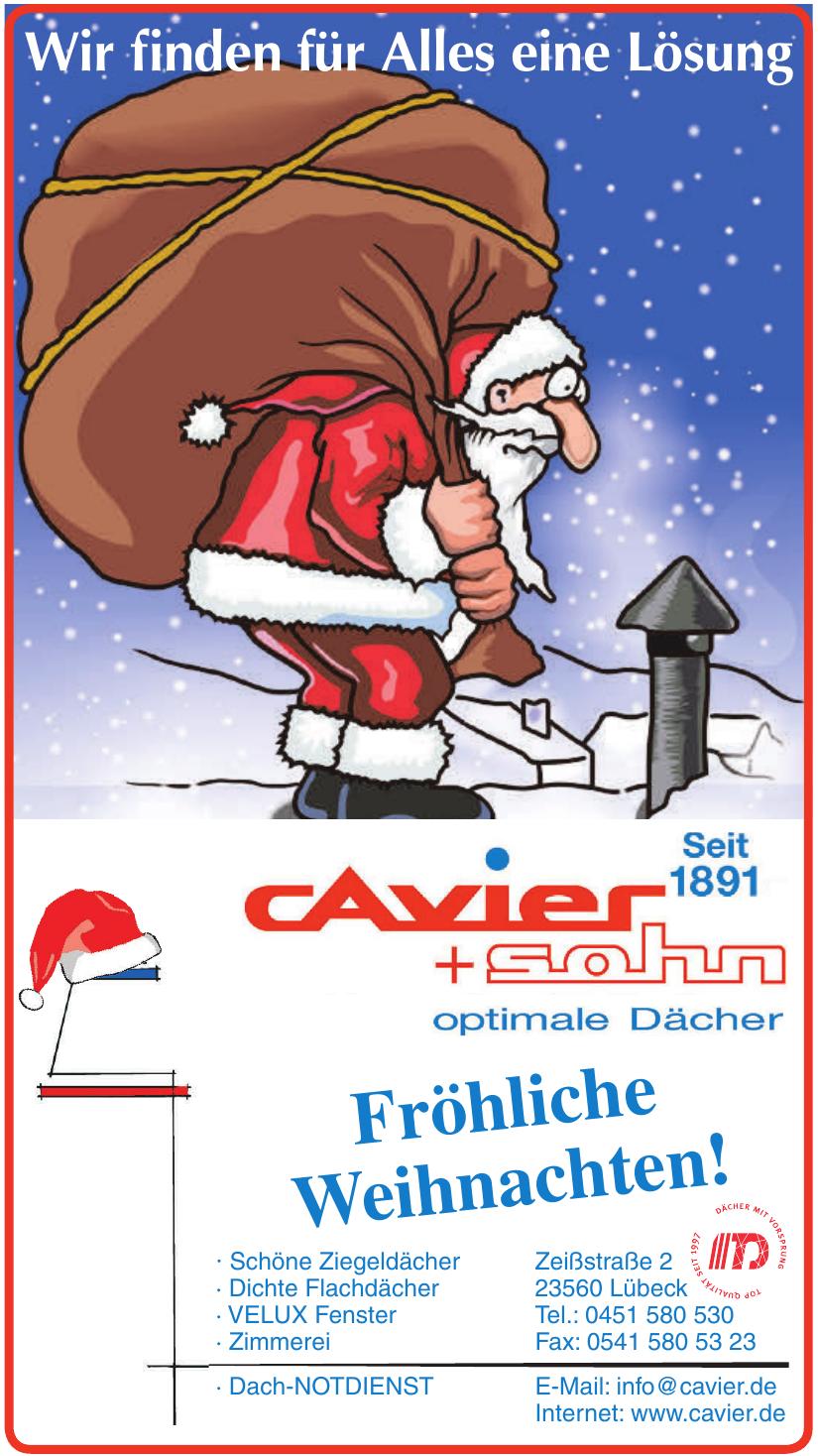 Cavier & Sohn Bedachungen GmbH