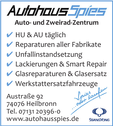 Autohaus Spies