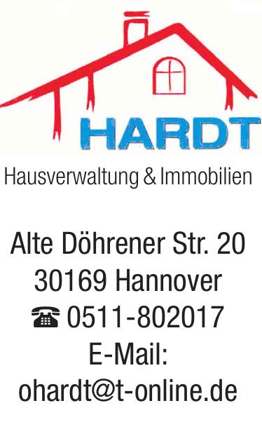 Hausverwaltung Hardt