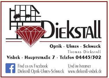 Diekstall Optik-Uhren-Schmuck