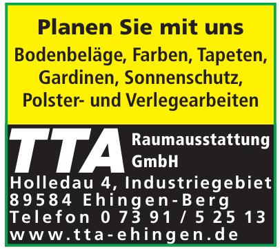 TTA Raumausstattung