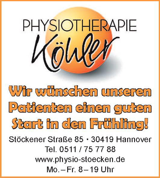 Physiotherapie Köhler