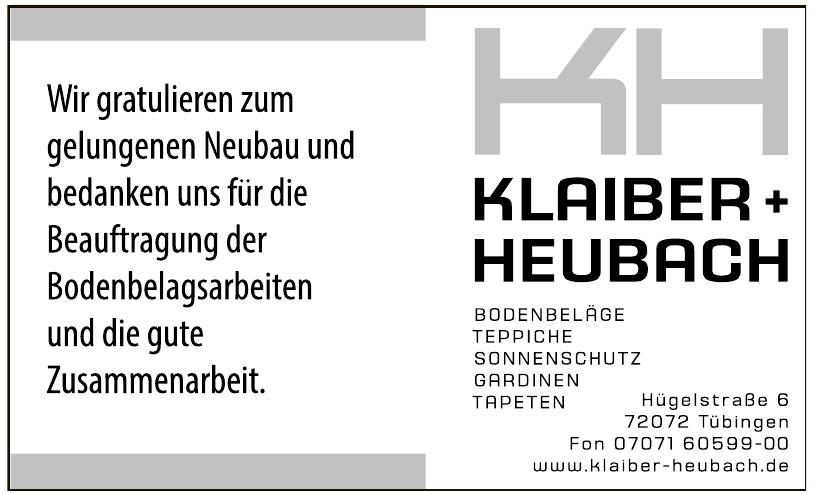 Klaiber + Heubach