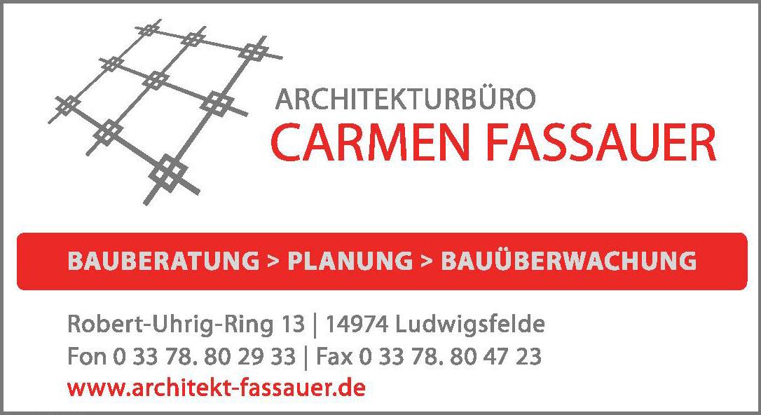 Architekturbüro Carmen Fassauer