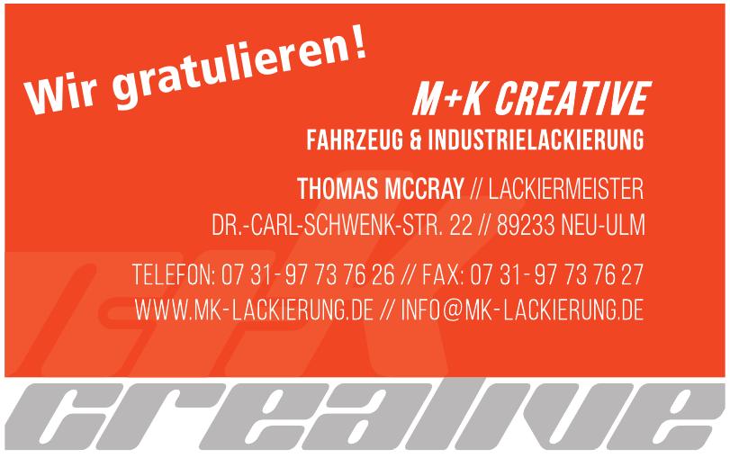 M+K Creative