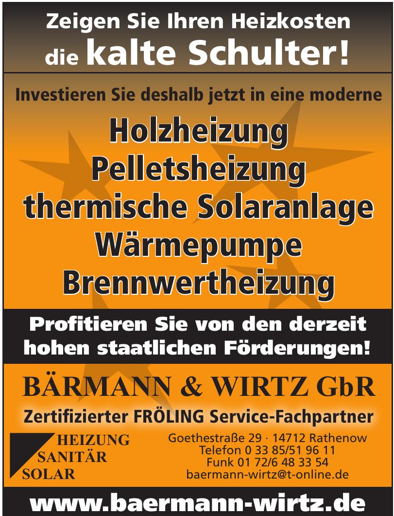Bärmann & Wirtz GbR