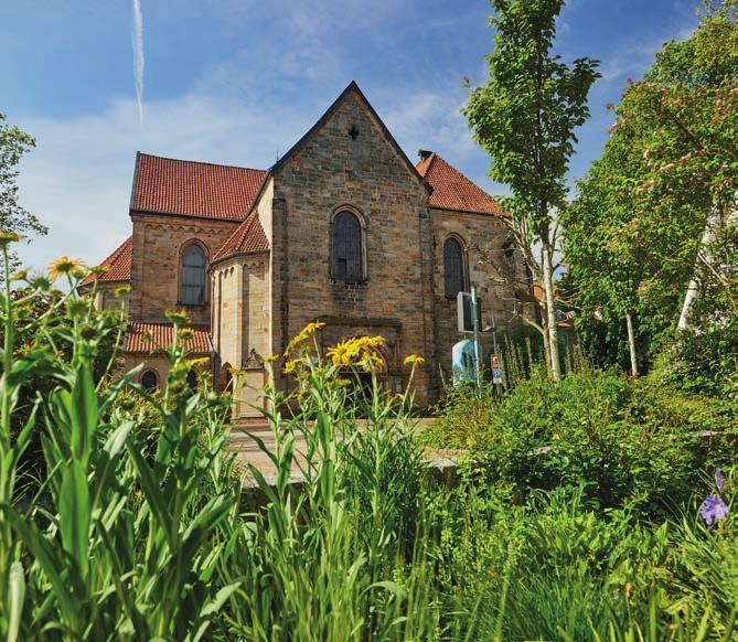 Das Kloster Barsinghausen ist das älteste der insgesamt fünf Calenberger Klöster. Foto: HMTG, C. Wyrwa
