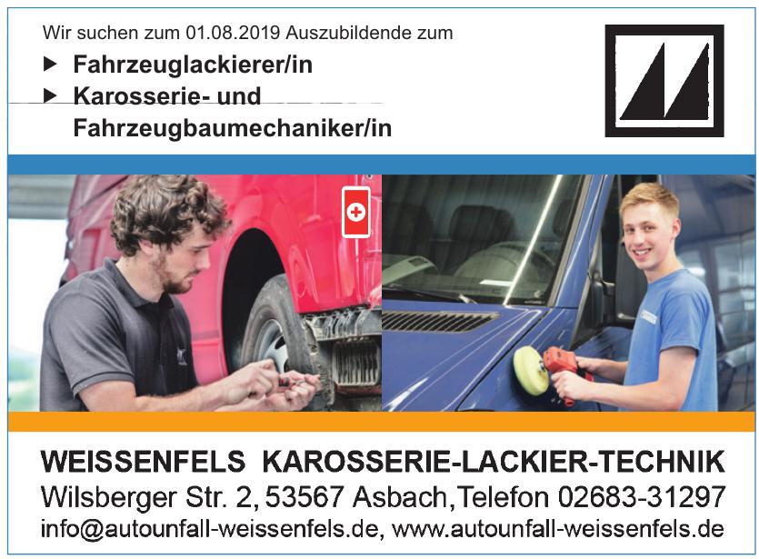 Weissenfels Karosserie-Lackier-Technik