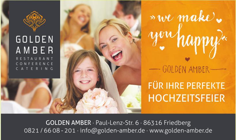 Golden Amber Restaurant