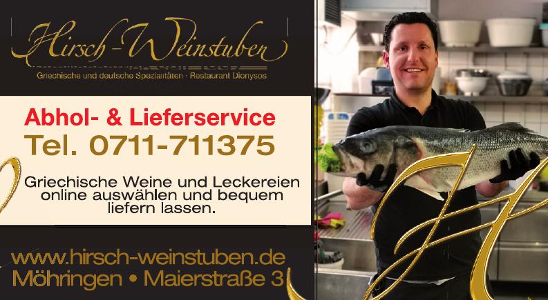 Hirsch Weinstube