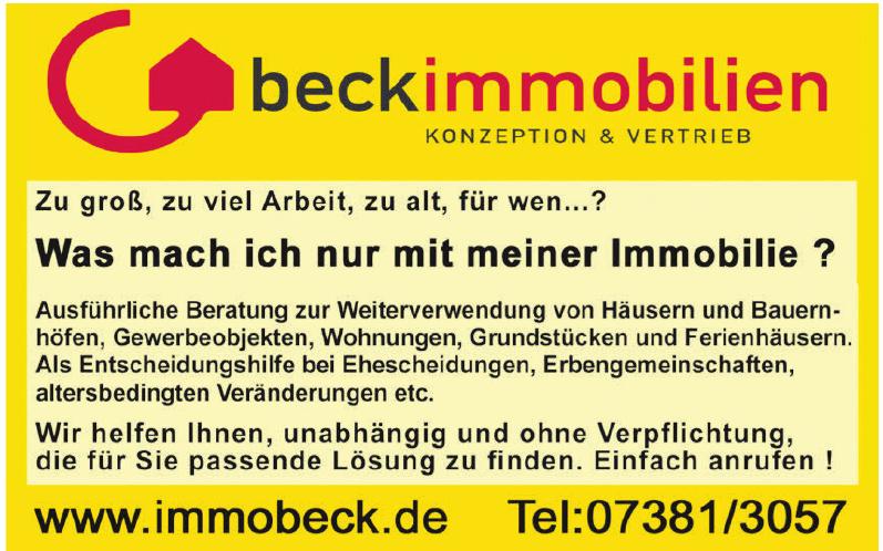 Beck Immobilien