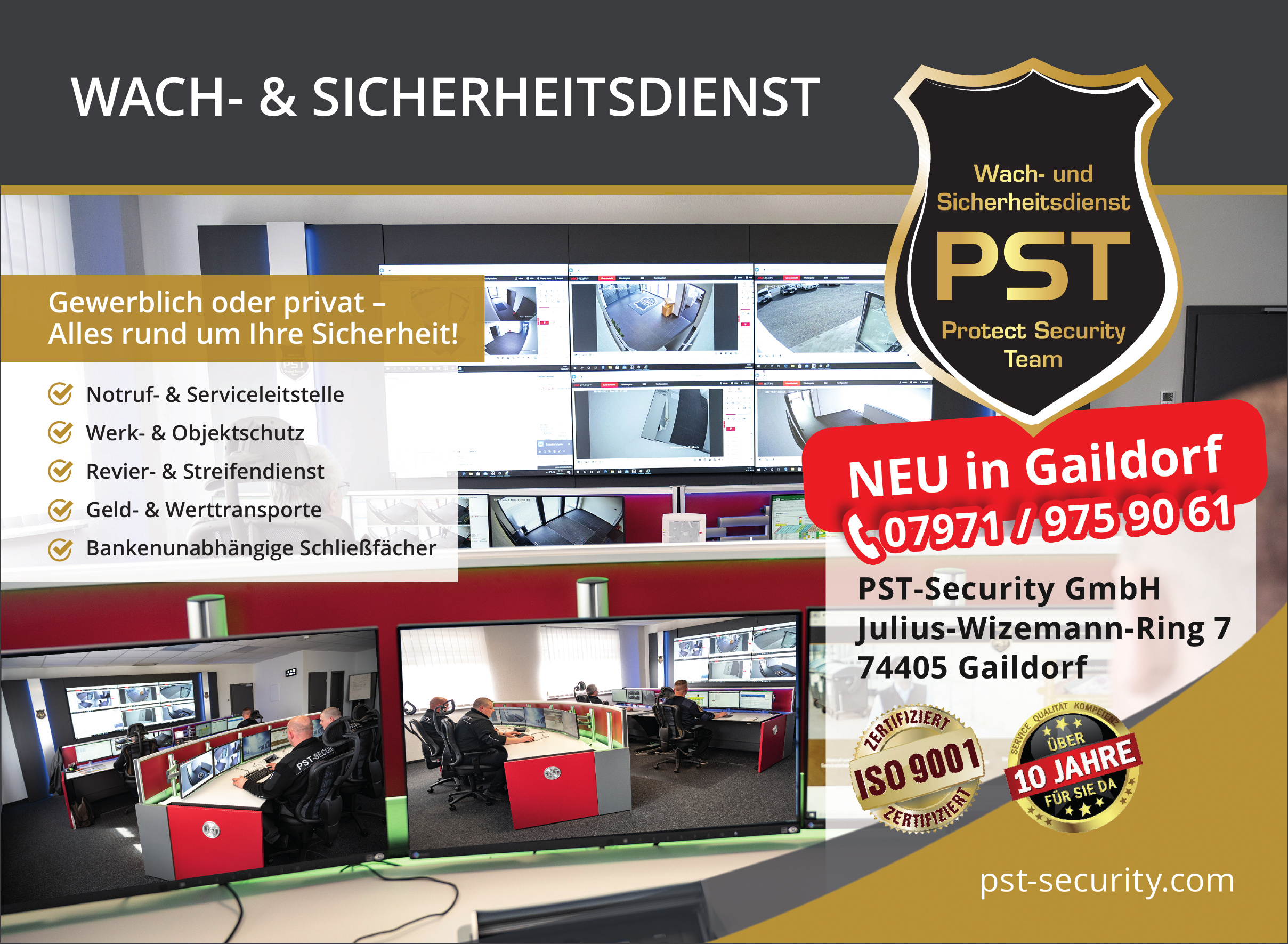 PST-Security GmbH