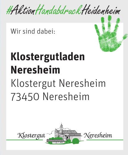 Klostergutladen Neresheim - Klostergut Neresheim