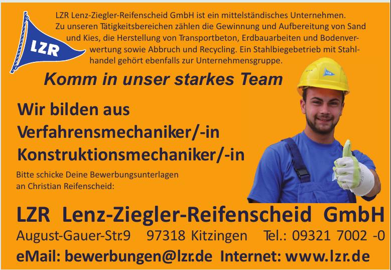 LZR Lenz-Ziegler-Reifenscheid GmbH