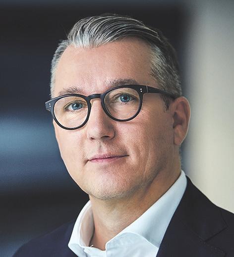 Sascha Mika ist Leiter der BMW Niederlassung Hamburg