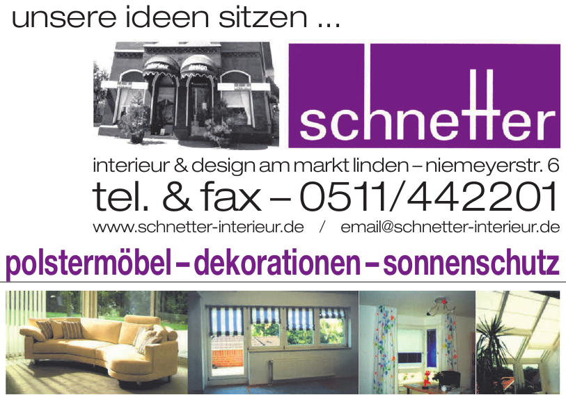 Schnetter Interieur & Design