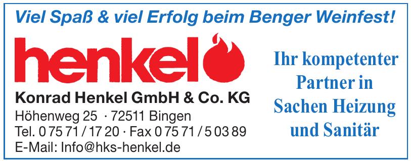 Konrad Henkel GmbH & Co. KG