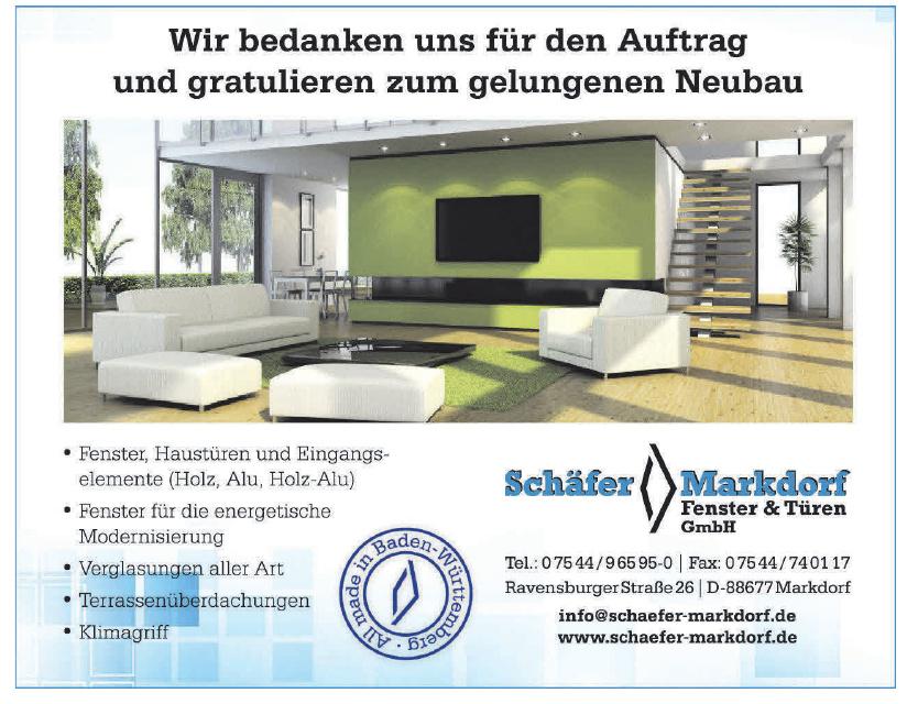 Schäfer Fenster & Türen Markdorf GmbH