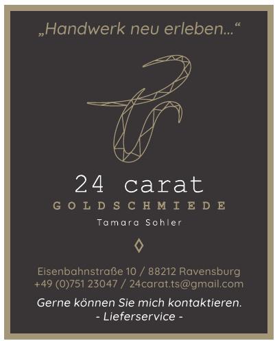 24 Carat Goldschmiede Tamara Sohler