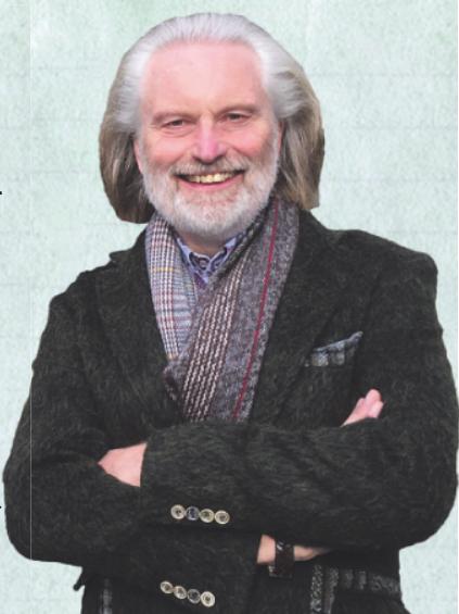 Der Vorsitzende des Vereins Dr. Joachim A. Groth.Foto: Kohlenberg