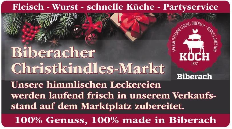 Biberacher Christkindles-Markt