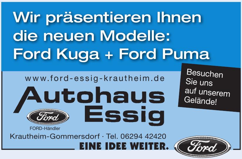Autohaus Essig