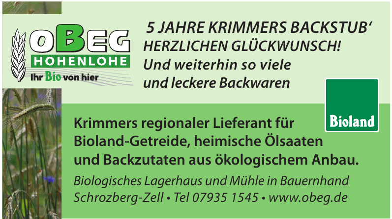 Organisch-Biologische Erzeugergemeinschaft Hohenlohe