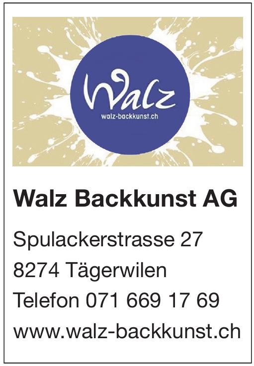 Walz Backkunst AG