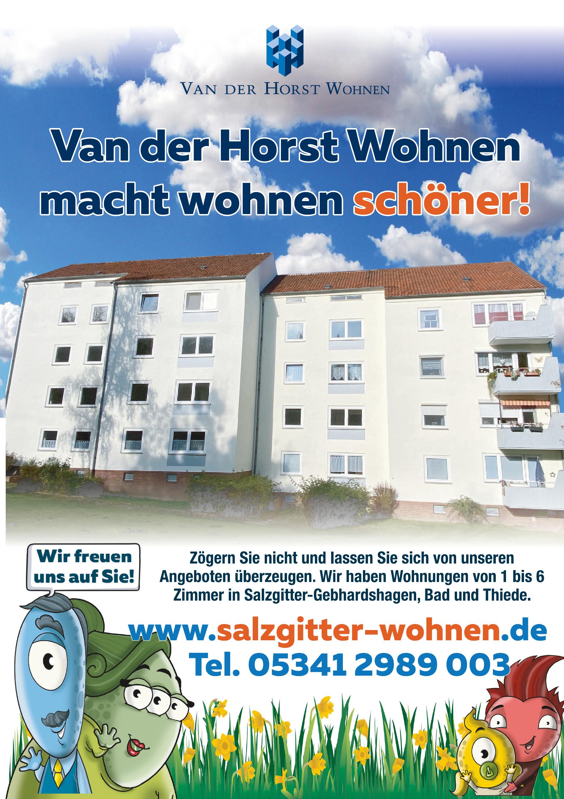 Van der Horst Wohnen
