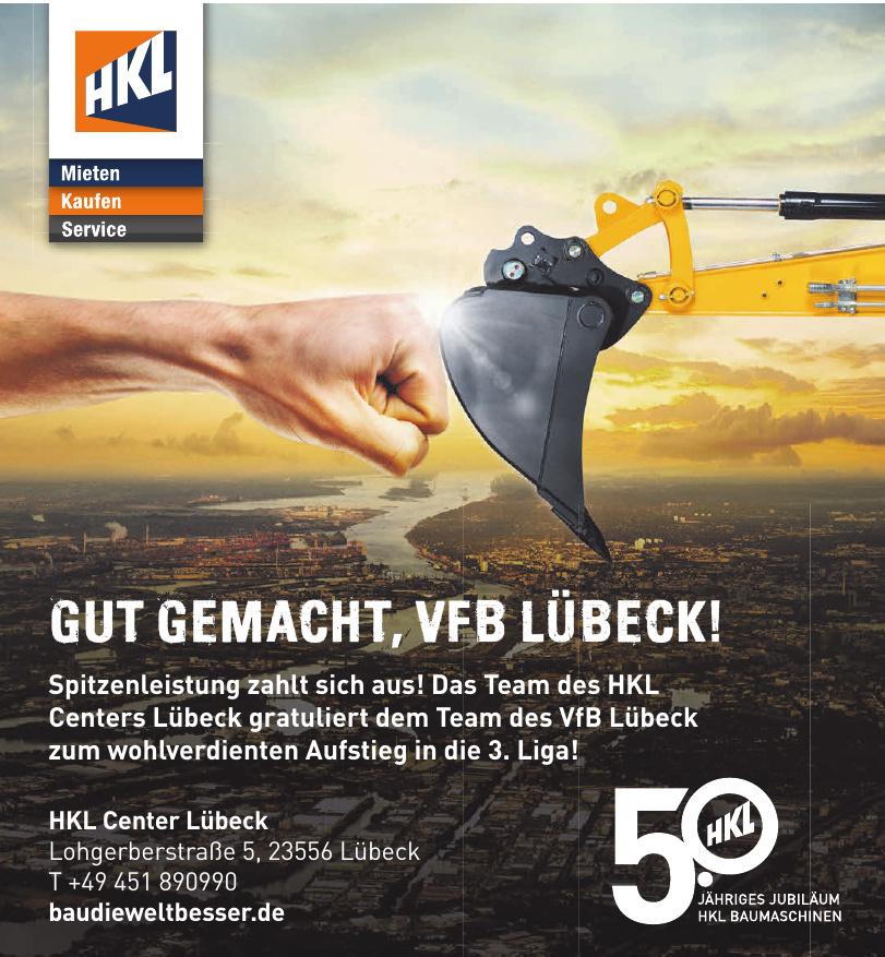 HKL Center Lübeck