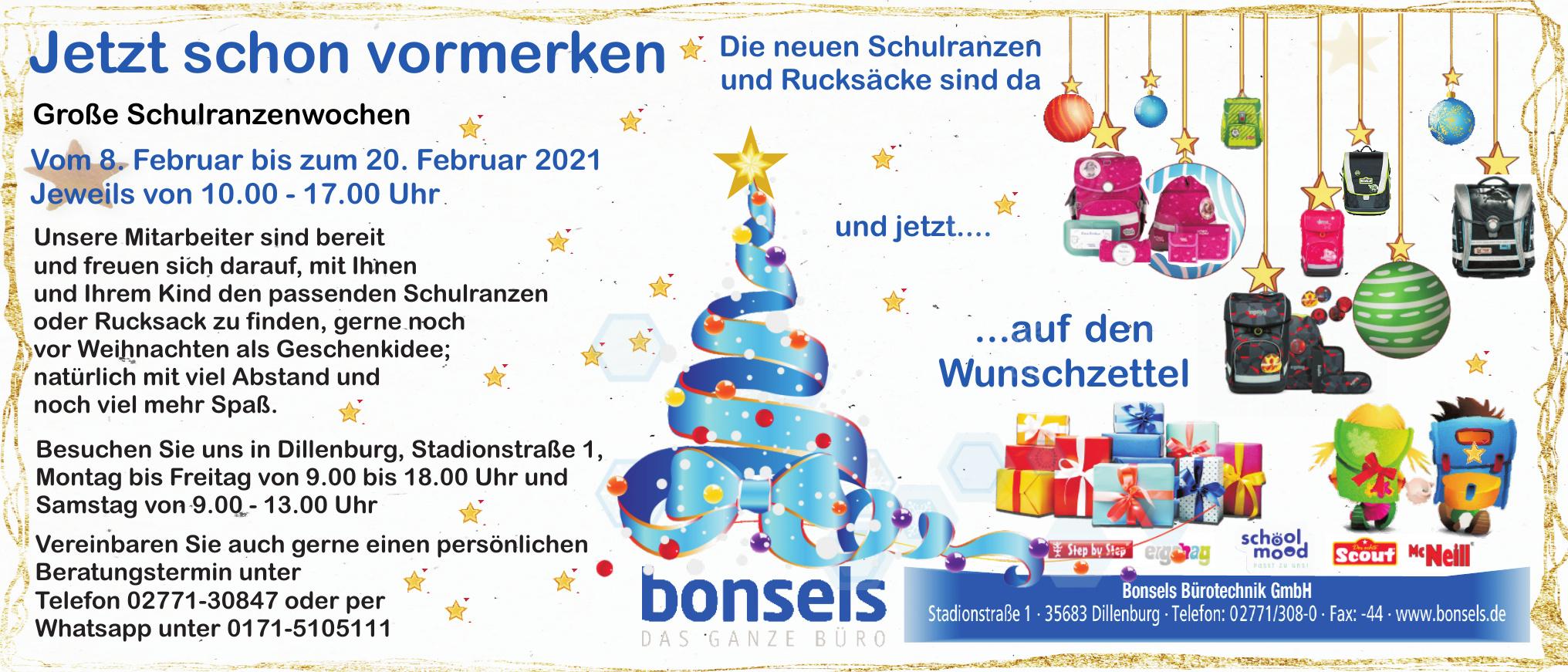 Hörgeräte Bonsel GmbH