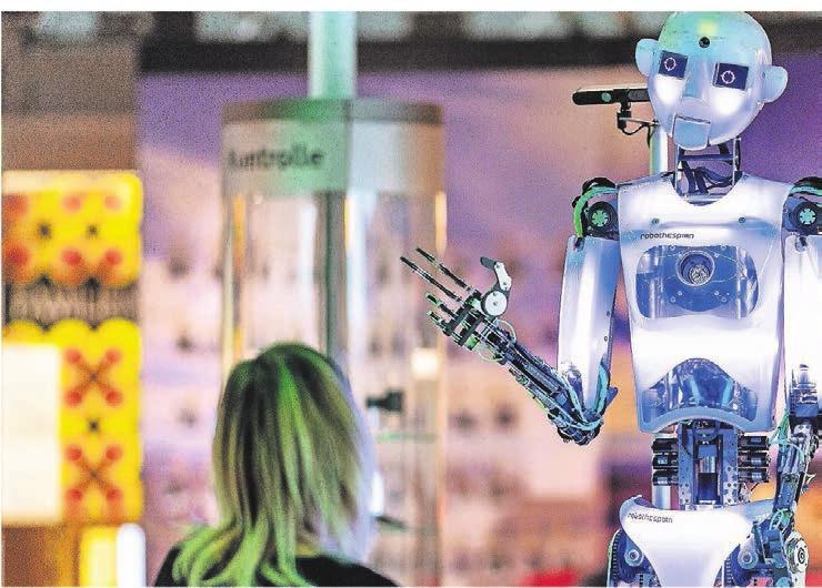 Beim Austausch von Industriedaten soll nach dem Willen des BDI mehr künstliche Intelligenz zum Einsatz kommen.