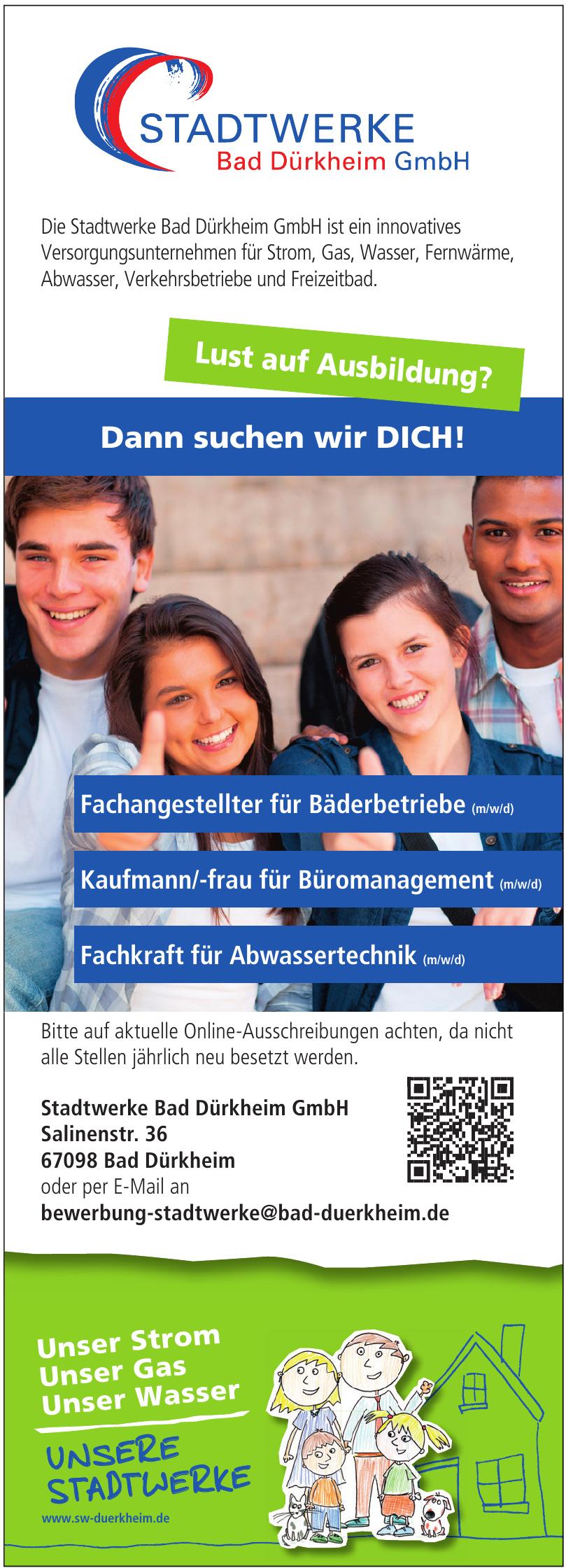 Stadtwerke Bad Dürkheim GmbH