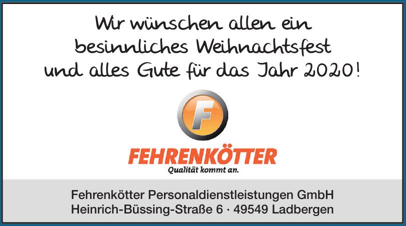 Fehrenkötter Personaldienstleistungen GmbH