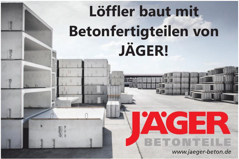 Bernhard Jäger Betonwerk GmbH & Co. KG