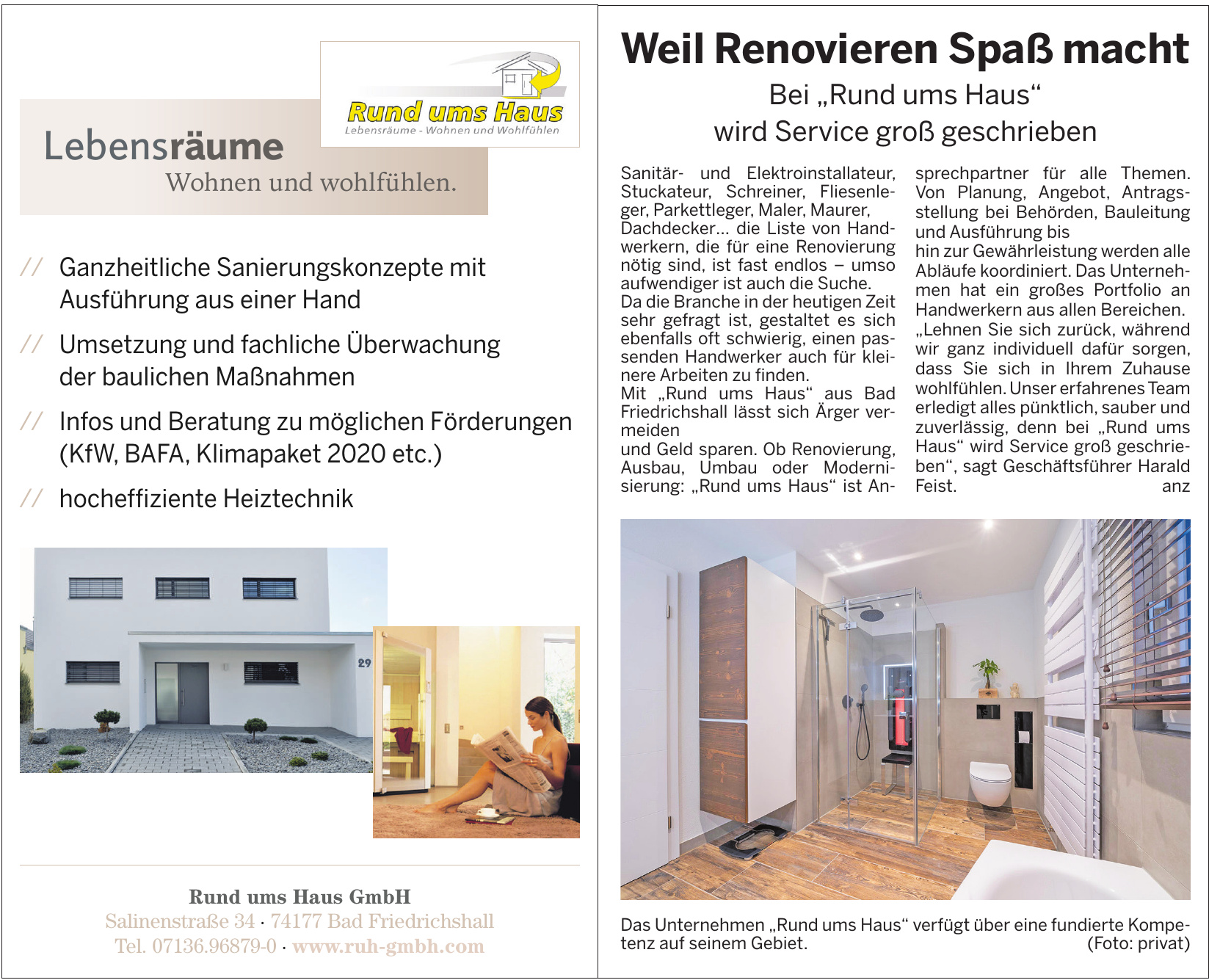 Rund ums Haus GmbH