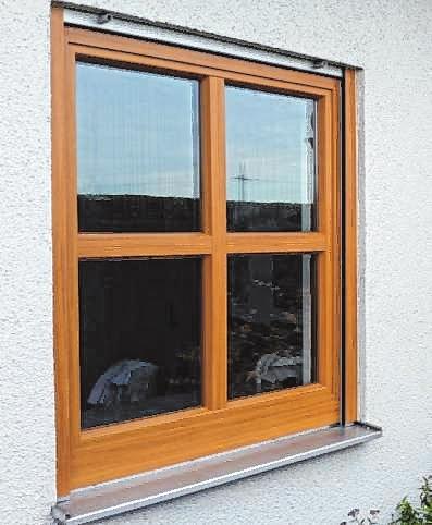 Fenster und Wintergärten nie wieder streichen