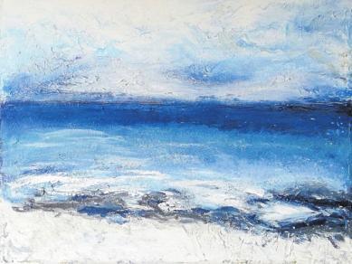Das Meer aus der Sicht der Montagsmaler. Foto: Amtsrichterhaus