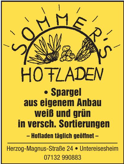 Sommer´s Hofladen